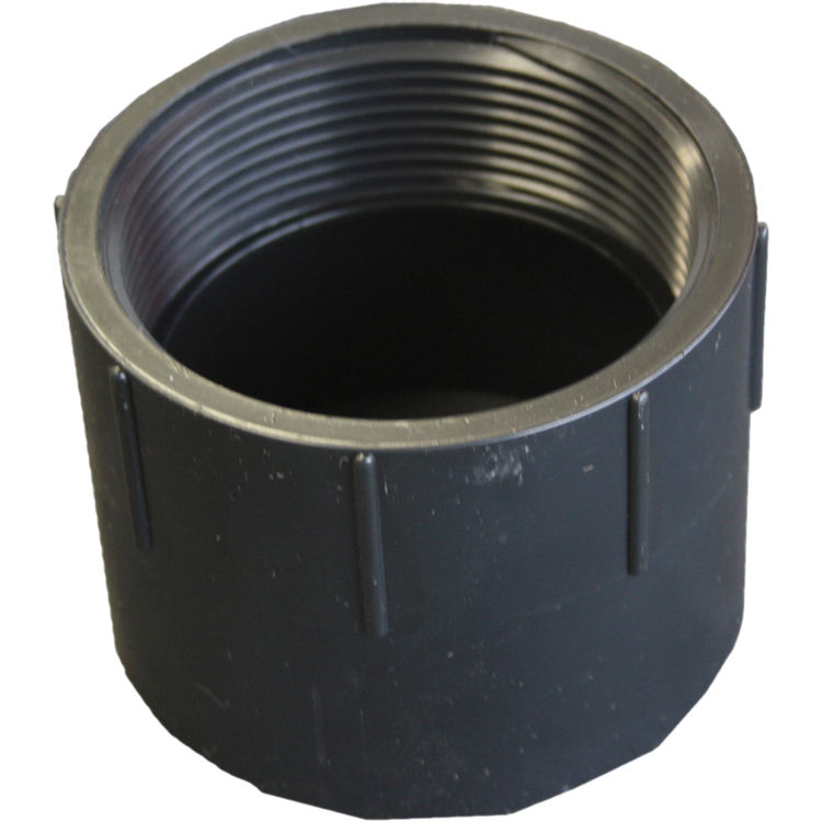 Commodity  4 Inch ABS Female Adapter, ABS Construction