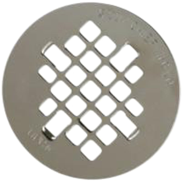 Sioux Chief 827-2S Chrome Push-In Strainer Grid