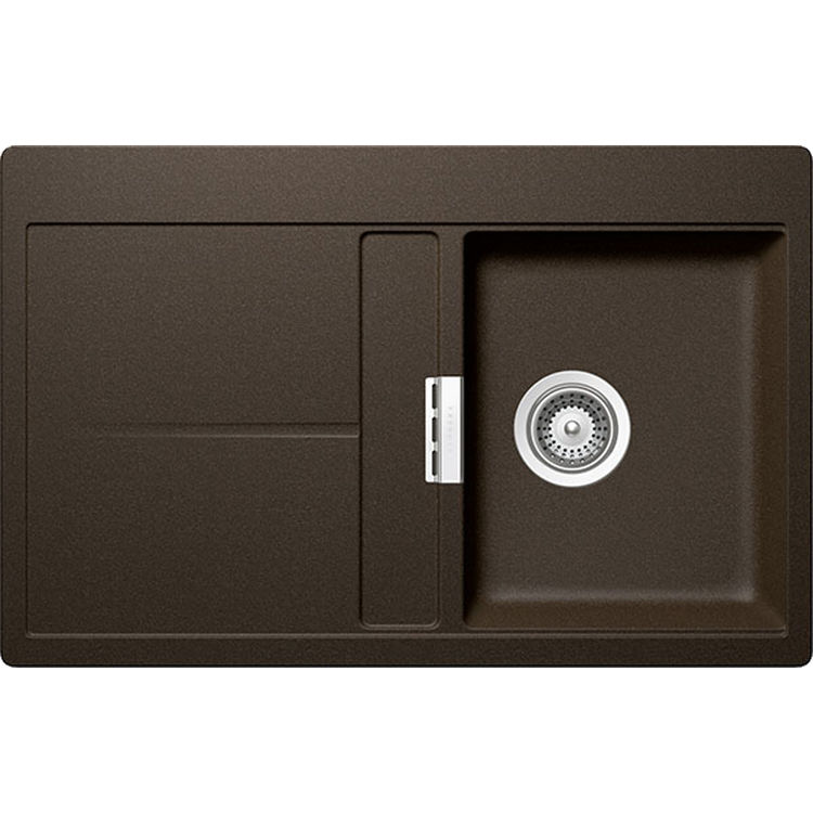 Schock HOND100T087 Schock HOND100T087 Bronze Horizont-Series Undermount Single-Bowl Kitchen Sink