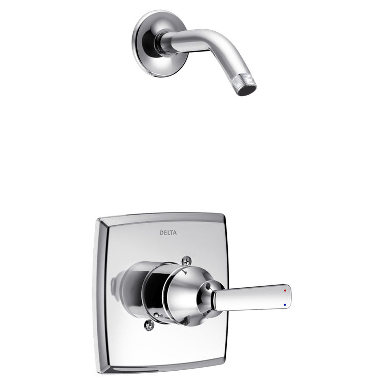 View 2 of Delta T14264-LHD Delta T14264-LHD Chrome Ashlyn Shower Only Trim Less Showerhead