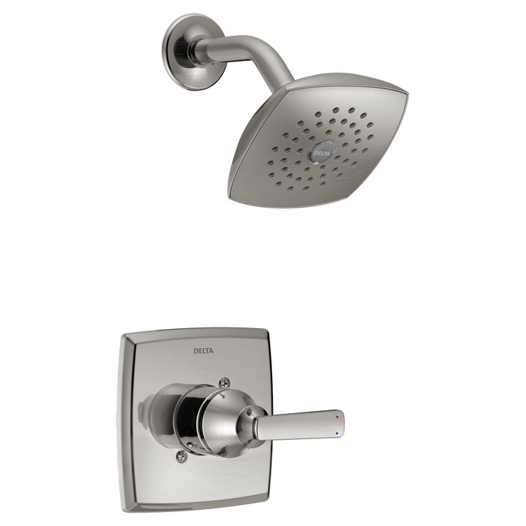Delta T14464-SS Delta T14464-SS Stainless Ashlyn Monitor 14 Shower Trim