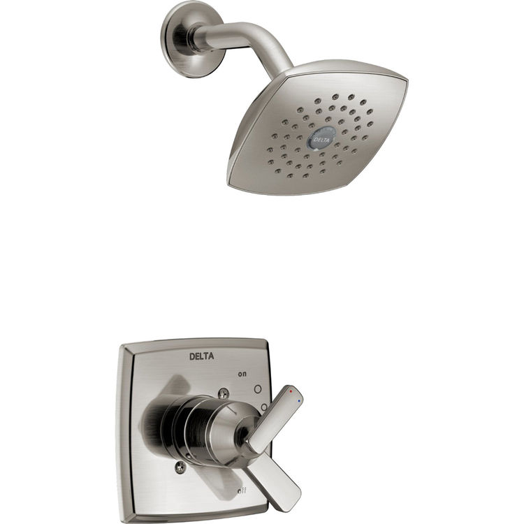 View 2 of Delta T17264-SS Delta T17264-SS Brilliance Stainless Ashlyn Monitor 17 Series Shower Trim