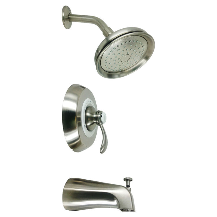 Kohler T12007-4-BN Kohler K-T12007-4-BN Brushed Nickel Fairfax Bath & Shower Trim