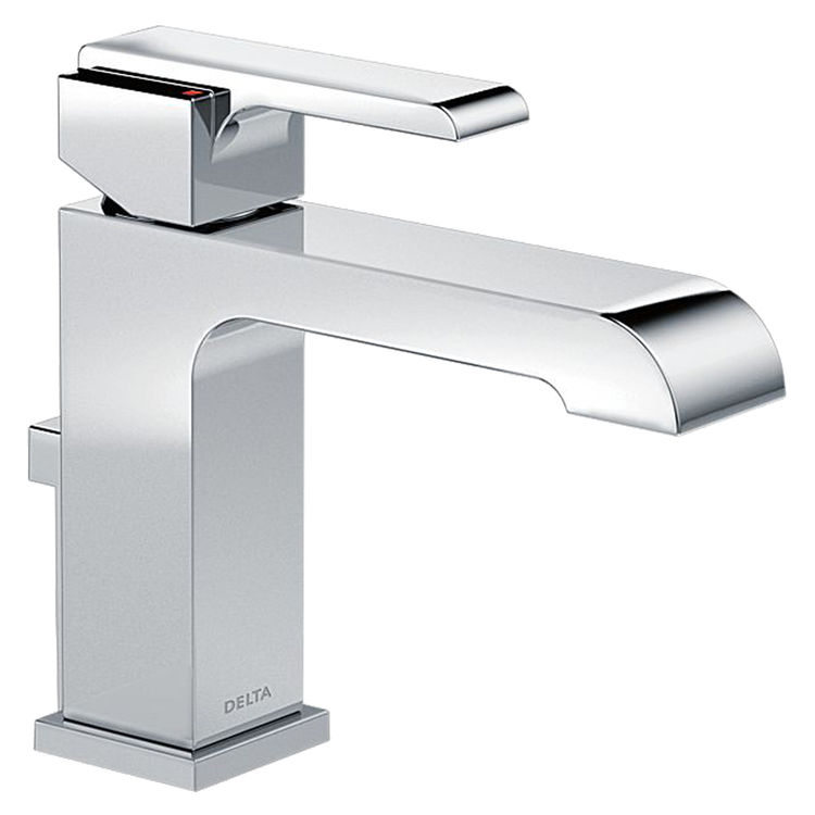 Delta 567LF-GPM-MPU Delta 567LF-GPM-MPU 1.0 GPM One-Handle Lavatory Faucet, Chrome