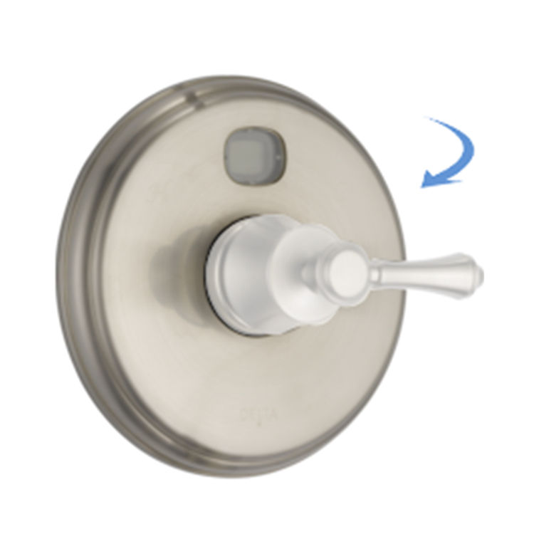View 2 of Delta RP78573SS Delta RP78573SS Round-Shaped Valve Escutcheon, Stainless