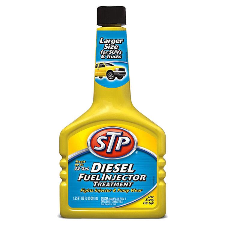 STP 78380 STP 78380 Diesel Fuel Treatment, 20 oz, Clear, Liquid
