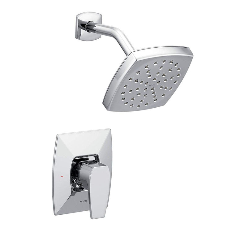 Moen TS8712EP Moen TS8712EP Via Posi-Temp Eco-Performance Shower Trim Only, Chrome