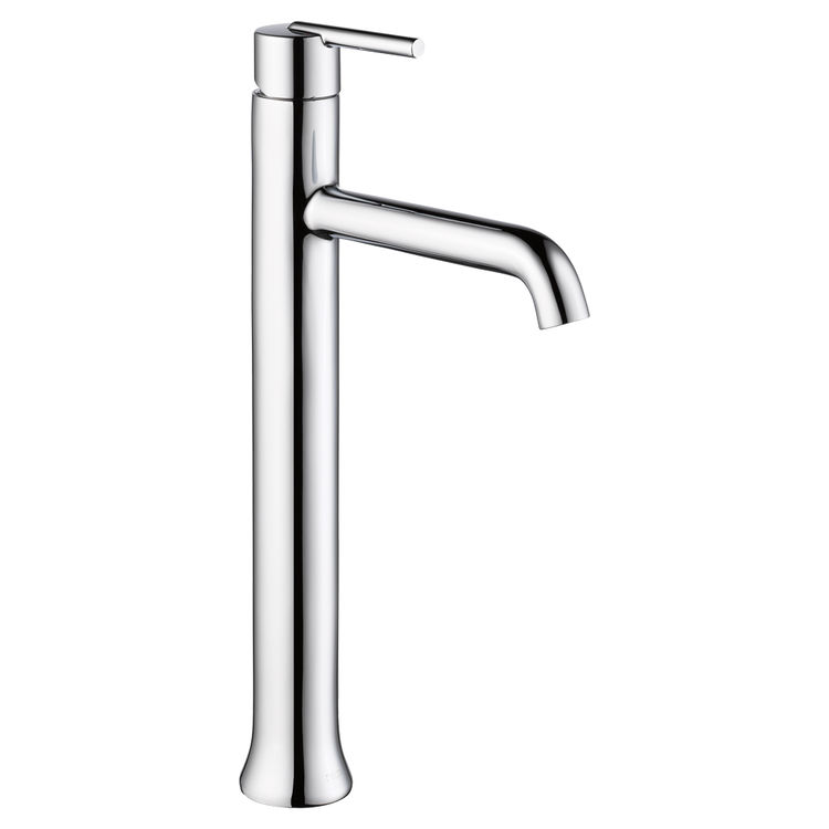 View 2 of Delta 759-DST Delta 759-DST Trinsic Chrome One Handle Bathroom Faucet