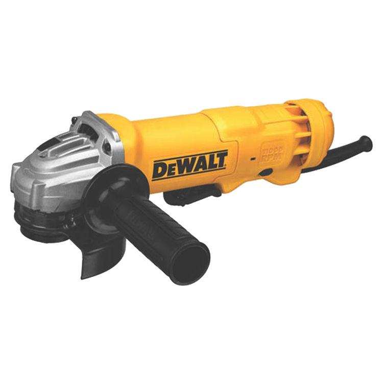 Dewalt DWE402 DeWalt DWE402 Small Angle Grinder, 120 VAC, 11 A, 1.8 hp, 1400 W,