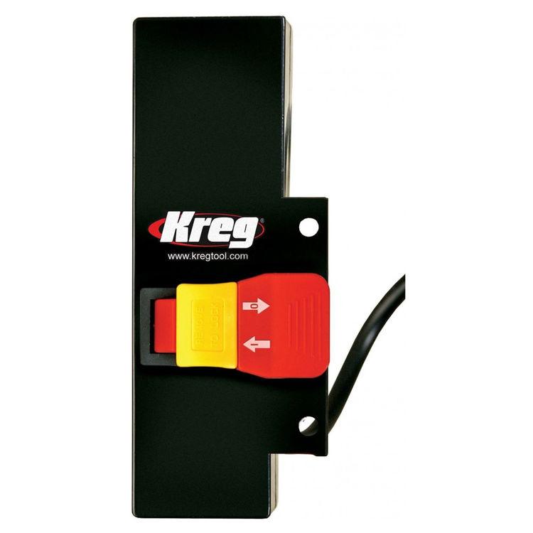 Kreg PRS3100 Kregtool PRS3100 Multi-Purpose Router Table Switch, 15 A, 120 V