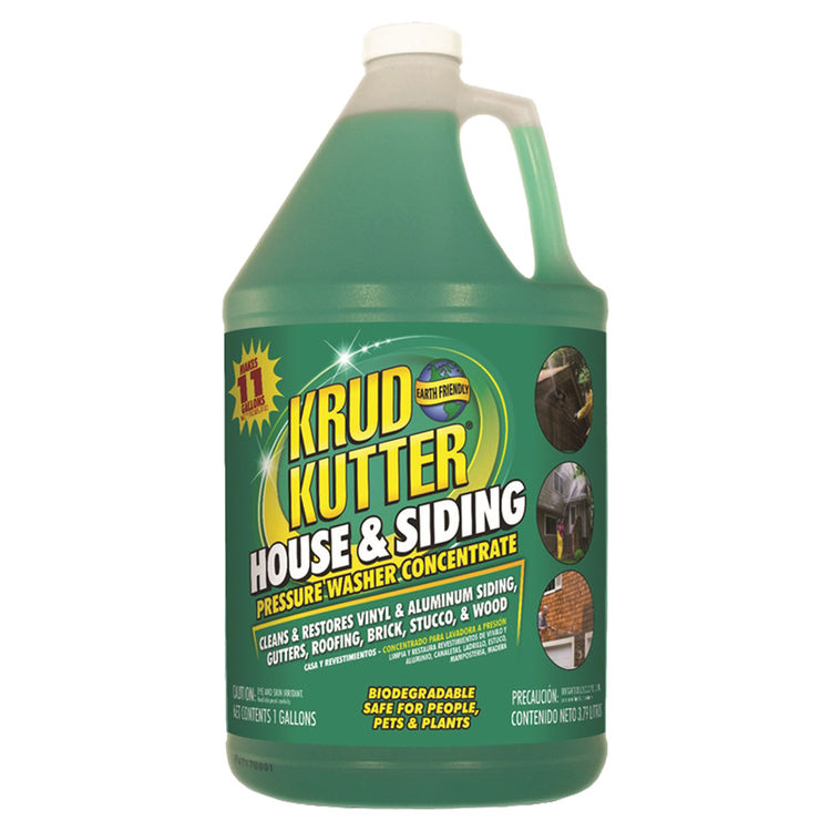 Krud Kutter Hs01 4 Concentrated House And Siding Cleaner