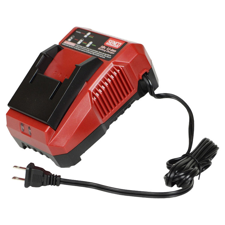 View 2 of Senco VB0156 Senco VB0156 Battery Charger, Lithium-Ion, 1.5 Ah, 15 - 20 min