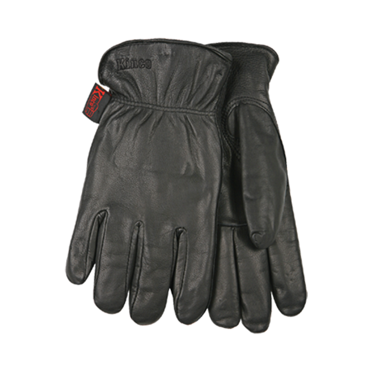 View 2 of Kinco 93HK-XL Kinco 93HK-XL Extra-Large Grain Goatskin Leather Gloves
