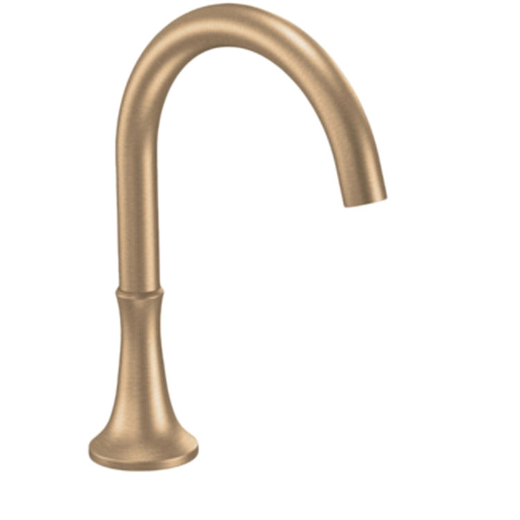 Moen 128883BB Moen 128883BB Icon Spout Kit, Brushed Bronze
