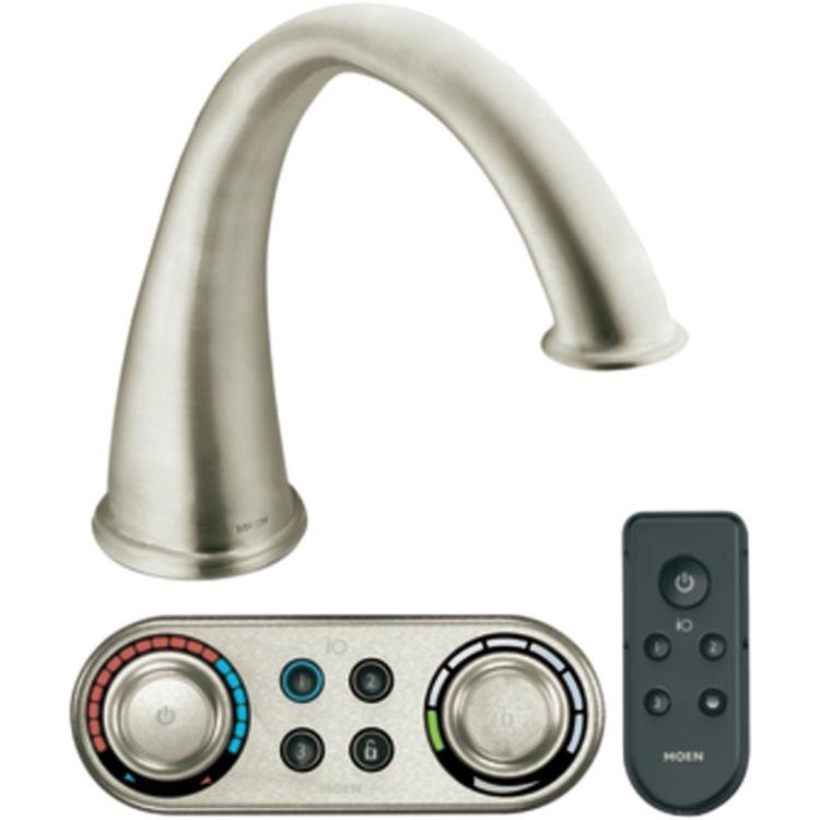 Moen T9211BN Moen T9211BN High Arc Roman Tub Faucet