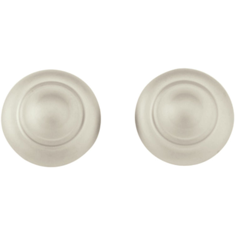 Moen 102163 Moen 102163 Part Handle Cap Monticello Cross 2 Satine Monticello