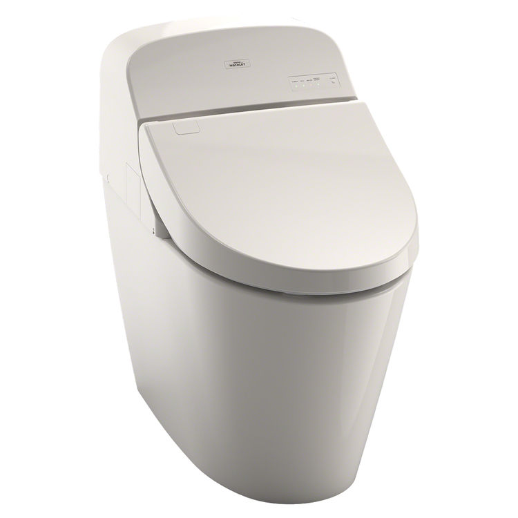 View 2 of Toto MS920CEMFG#12 TOTO WASHLET G400 w/ Integrated Toilet - Sedona Beige, Elongated - MS920CEMFG#12