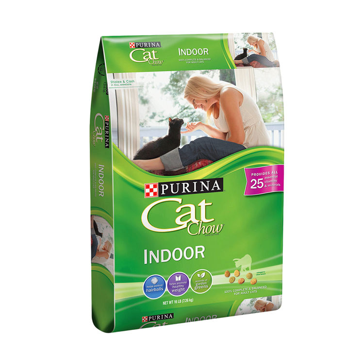 Purina 1780013416 Nestle Purina 1780013416 Cat Chow, 16 lb Pack
