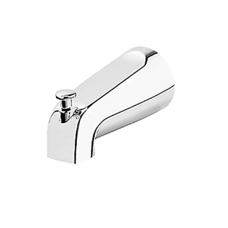 View 2 of Pfister 920-185C Pfister 920-185A Modern Tub Spout, Polished Chrome