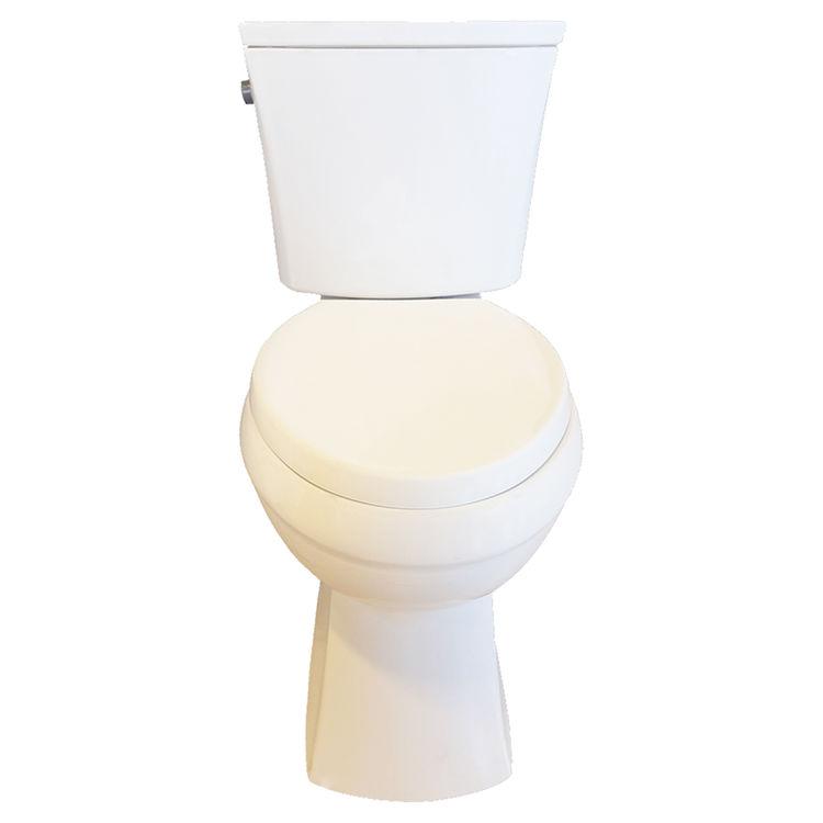 View 2 of Kohler 3755-0 Kohler K-3755-0 White Kelston Comfort Height Elongated Bowl Toilet