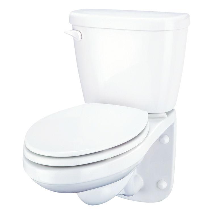 Superb Gerber 20021 Maxwell Twopiece Wall Hung Elongated Toilet Back Outlet 4 Vertical Roughin 1 28 Gpf Compact Inzonedesignstudio Interior Chair Design Inzonedesignstudiocom