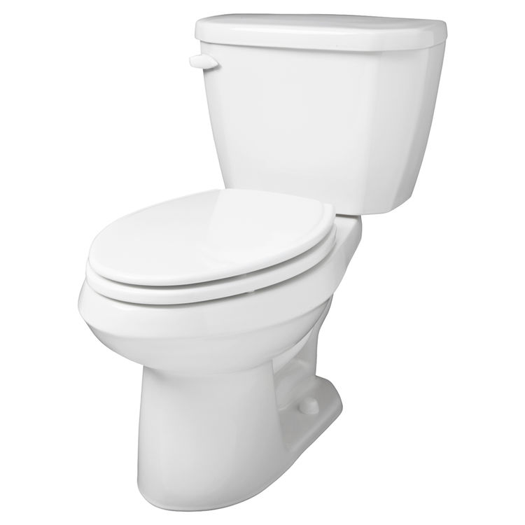 Gerber Ws 21 514 Viper 14 Inch Rough In Two Piece Elongated Toilet