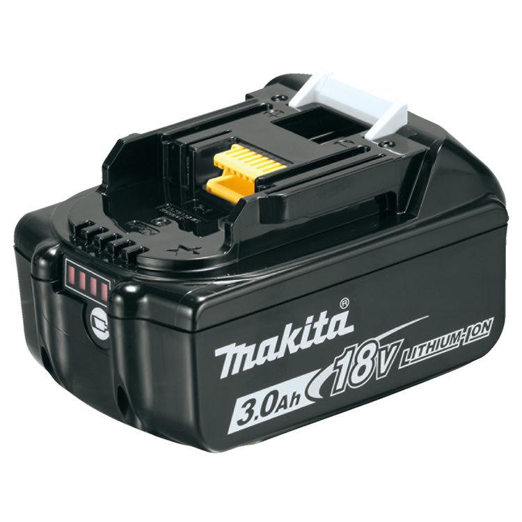 View 2 of Makita BL1830B Makita BL1830B 18V LXT Lithium-Ion 3.0Ah Battery