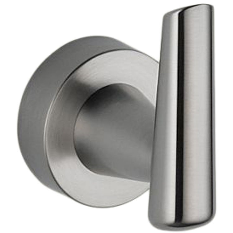 View 2 of Delta 77135-SS Delta 77135-SS Delta Robe Hook (Stainless)