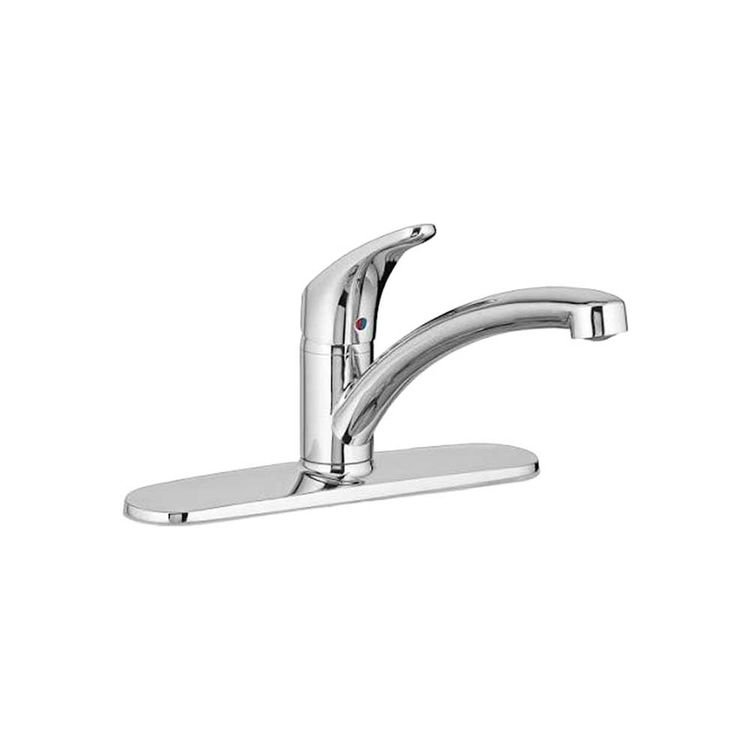 American Standard 7074.000.002 American Standard 7074.000.002 Colony Pro Single Control Kitchen Faucet, Chrome