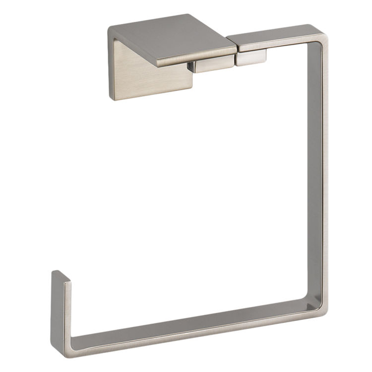 Delta 77746-SS Delta 77746-SS Stainless Vero Towel Ring