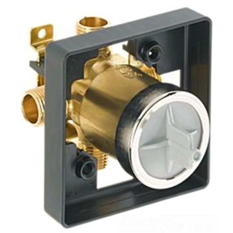 Delta R10000-UNBX Delta R10000-UNBX MultiChoice Universal Tub and Shower Valve Body