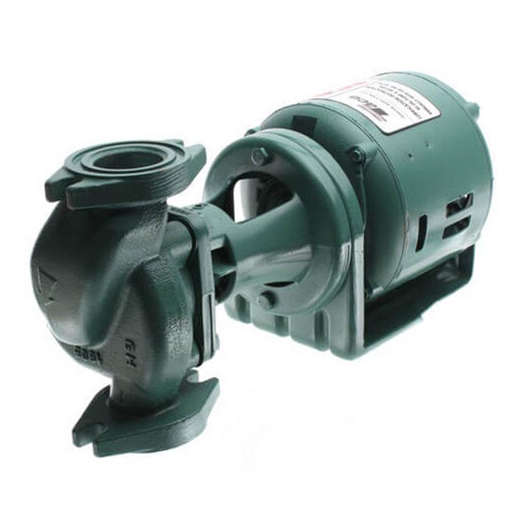 Taco 110-24 Taco 110-24 1/12 HP Cast Iron Three-Piece In-Line Circulator