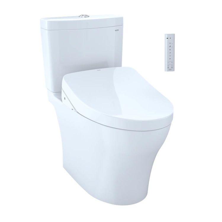 Toto Mw4463056cumg 01 Aquia Iv Toilet W Washlet S550e