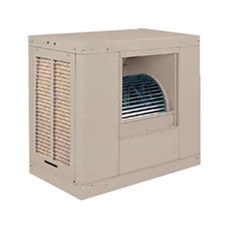 Evaporative Cooler Cabinet 4000/4500 CFM Side Cabinet Only