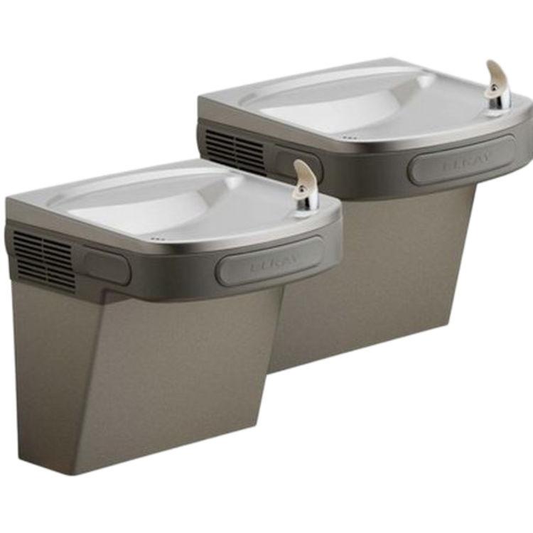 Elkay EZSTLRVR8LC Elkay EZSTLRVR8LC  Wall-Mounted Dual-Station Water Cooler