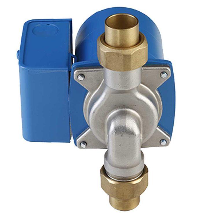 Aquamotion AM6-SUEV1 AquaMotion AM6-SUEV1 Circulator Pump with Check Valve, Stainless Steel