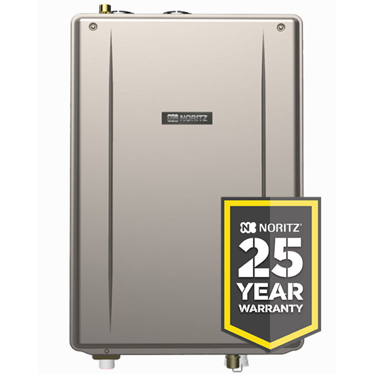 View 2 of Noritz EZ98-DV-LP Noritz EZ98-DV-LP Propane Gas Tankless Water Heater 180K BTU - Direct Vent