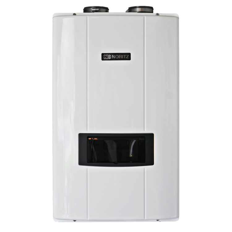 View 2 of Noritz NRCP111-DV-NG Noritz NRCP111-DV-NG Indoor Tankless Water Heater 199K BTU - Direct Vent
