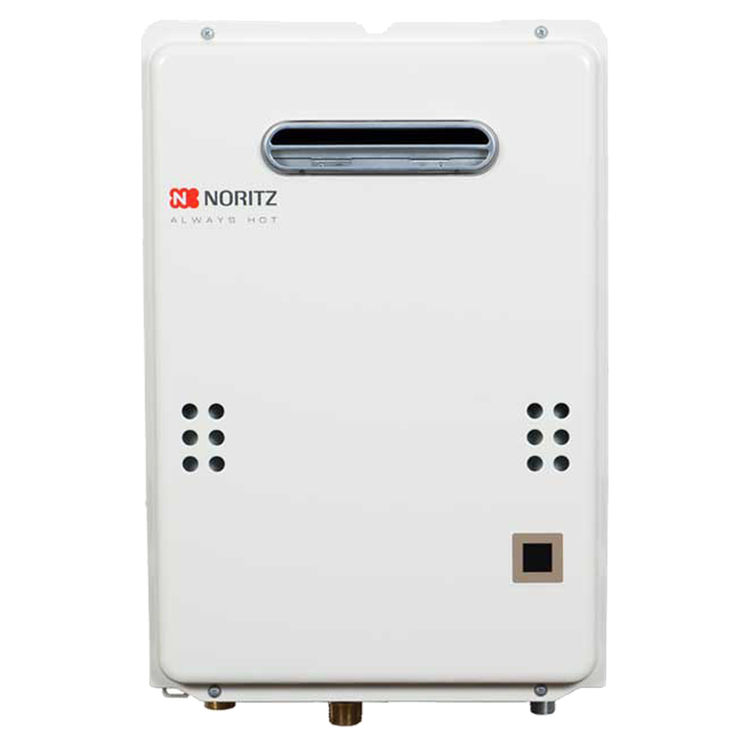 Noritz NR66-OD-NG Noritz NR66-OD-NG Non-Condensing Outdoor Tankless Water Heater, 140k BTU - Natural Gas