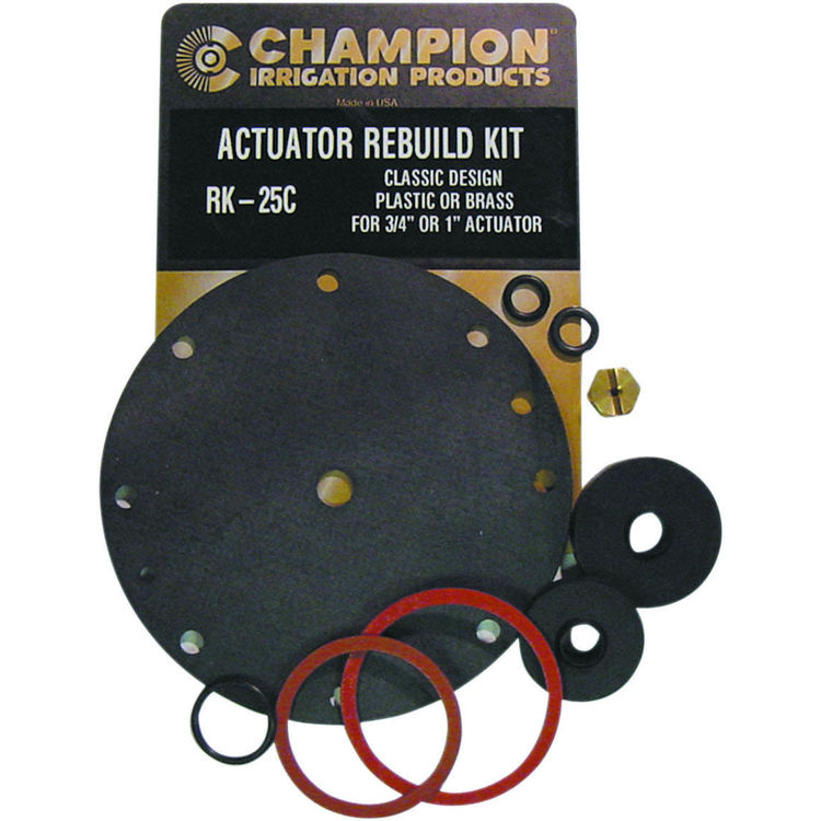 View 3 of Champion RK-25C CHAMPION RK-25C ACTUATOR REBUILD KIT FOR 1
