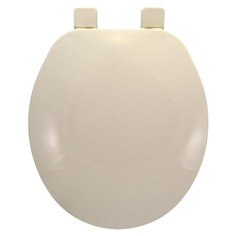 Jones Stephens C101002 Jones Stephens C101002 Biscuit Round Plastic Toilet Seat
