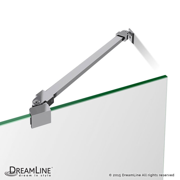 View 18 of Dreamline DL-6052-09 DreamLine Prism Lux 40