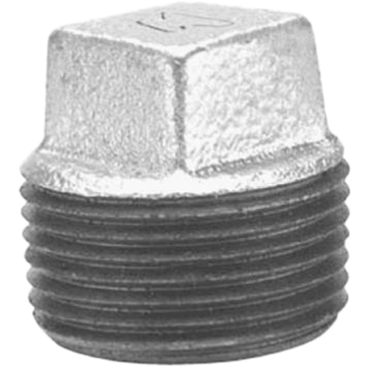 View 3 of Commodity  GALPL212 Galvanized Plug, 2-1/2 Inch