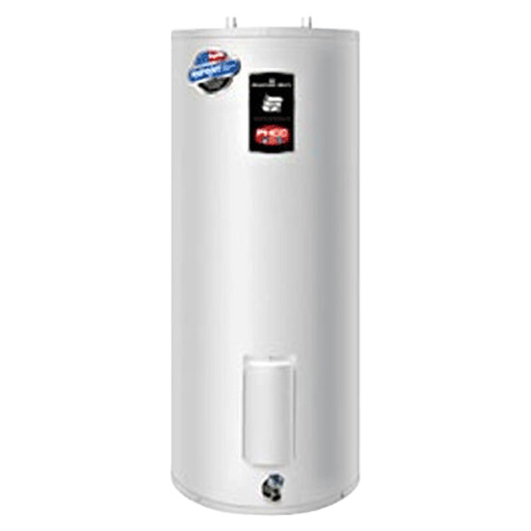 Bradford White RE350S61NCWW Bradford White RE350S6-1NCWW N2015 50-Gallon Electric Water Heater, 47