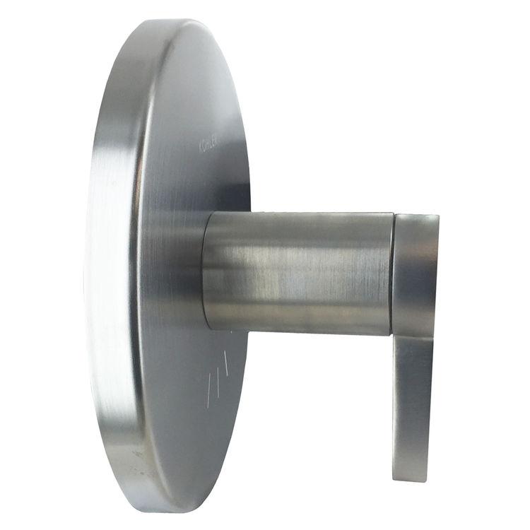 View 3 of Kohler T10940-4-BN Kohler K-T10940-4-BN Stillness Thermo Valve Trim - Brushed Nickel