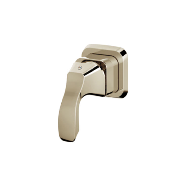 View 3 of Delta RP78746PN Delta RP78746PN Tesla Single Replacement Handle Only, Polished Nickel