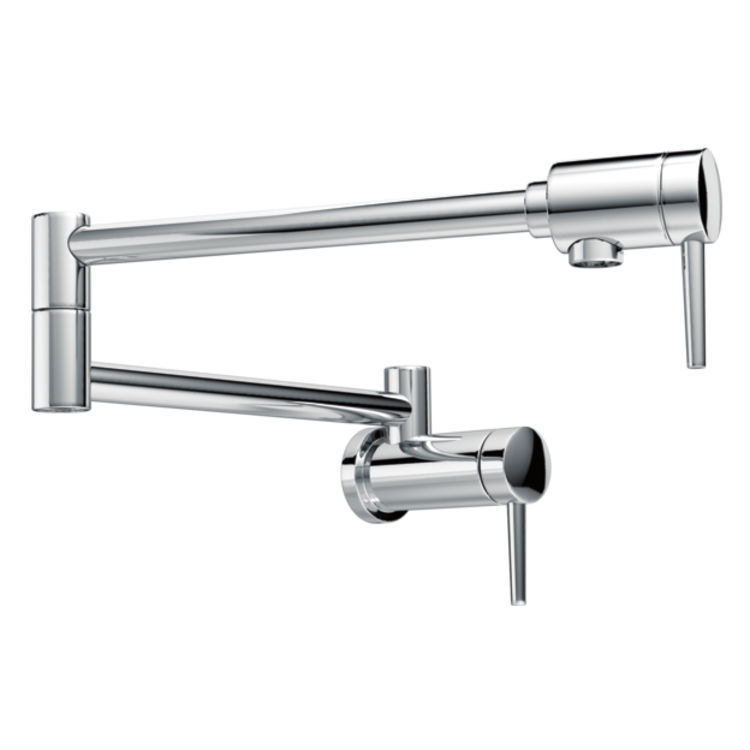 View 4 of Delta RP76954 Delta RP76954 Mounting Kit for Wall-Mount Pot Filler, Chrome