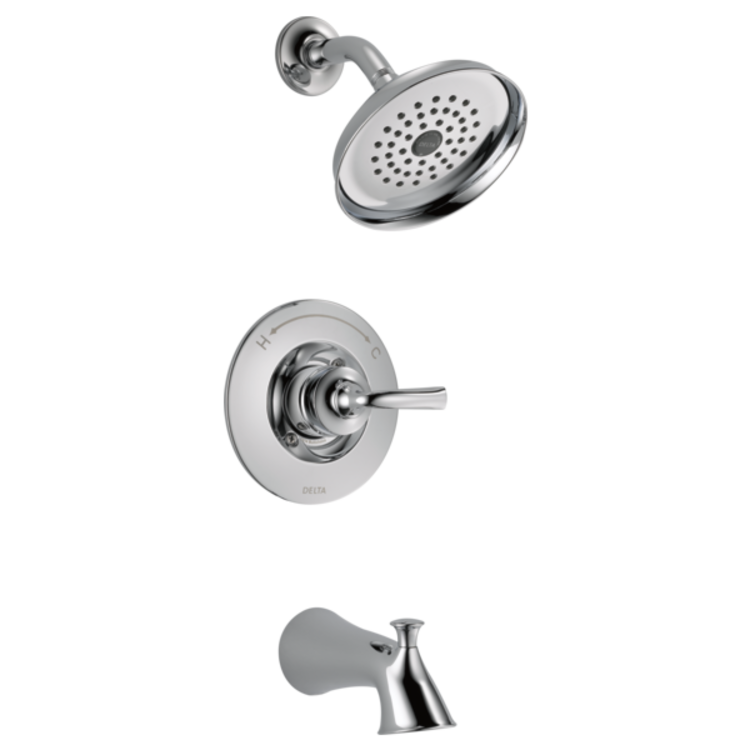 View 5 of Delta RP79151 Delta RP79151 LORAIN 14 Series Tub and Shower Handle - Chrome
