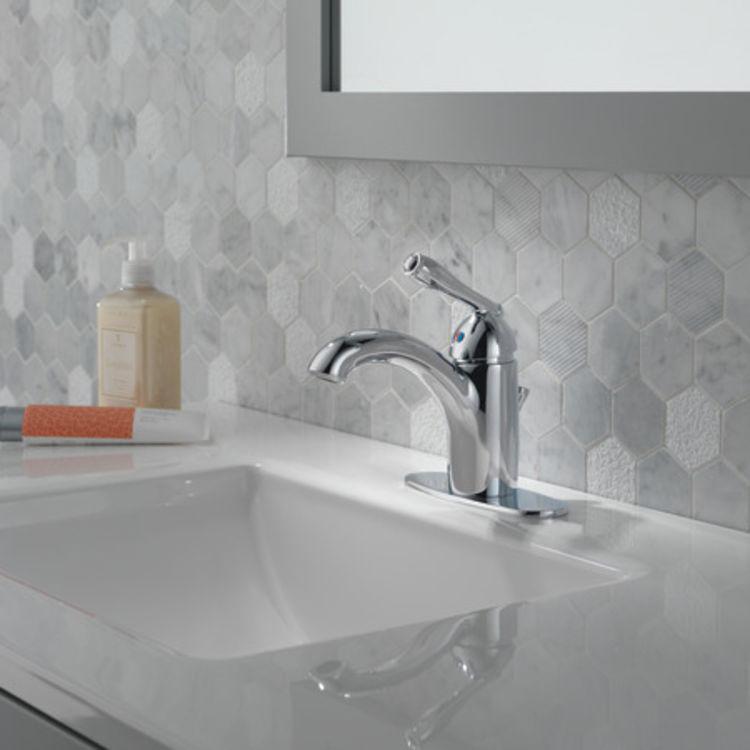 View 5 of Peerless P188627LF Peerless P188627LF Apex One Handle Lavatory Faucet - Chrome