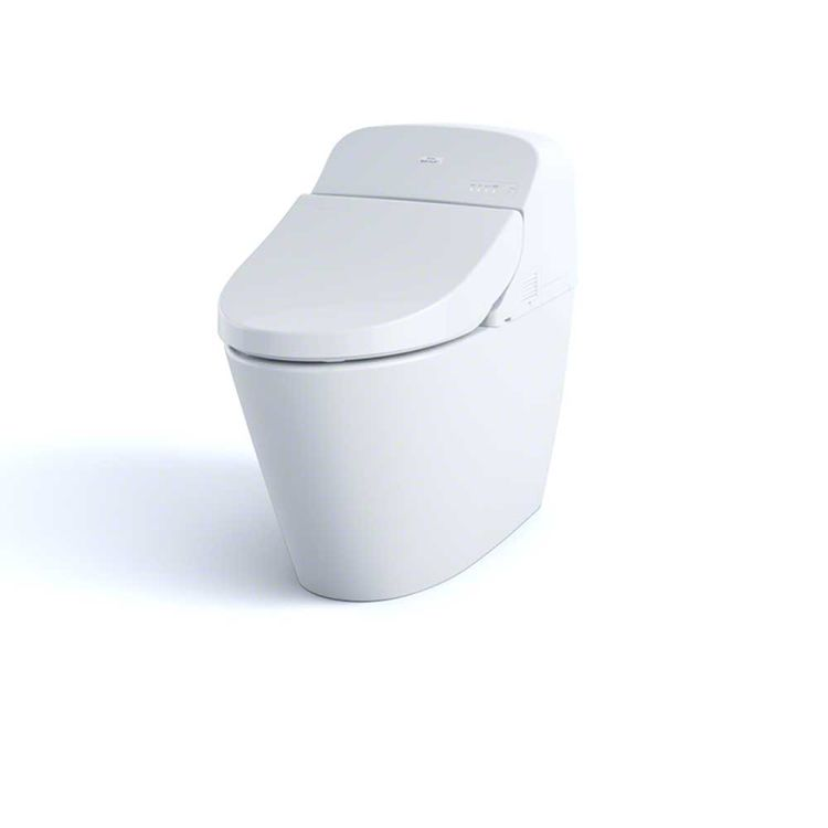 View 4 of Toto MS920CEMFG#01 Toto G400 WASHLET - 1.28 or 0.9 GPF, Cotton White - MS920CEMFG#01